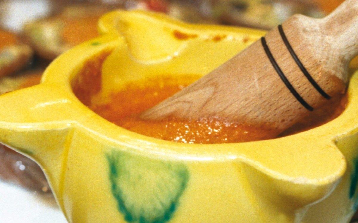 La salsa del xató