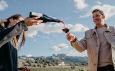 A Horta de Sant Joan podeu fer un tast de vins