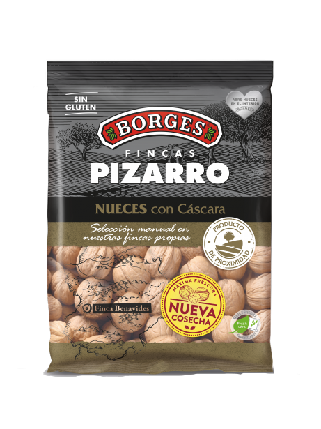 902699 NUEZ CASC PIZARRO 500G