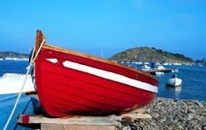 costa brava-barca