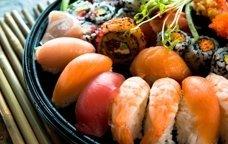 Assortiment de sushi