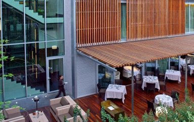 Restaurant ABaC de Jordi Cruz