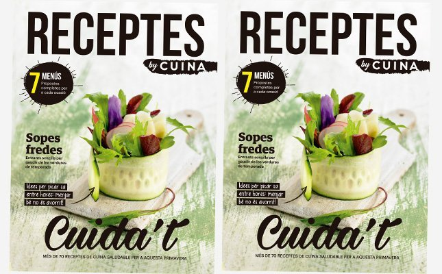 Receptes by CUINA