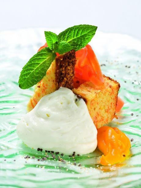 Plum-cake de zanahoria