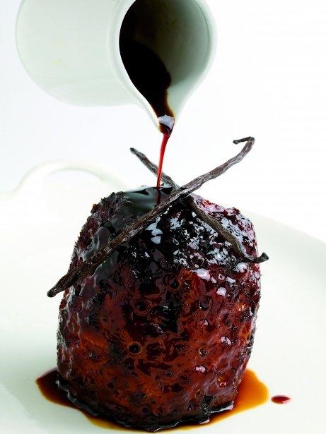 Pinya rostida al forn amb espècies