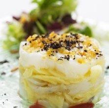Milfulls de bacallà i patata