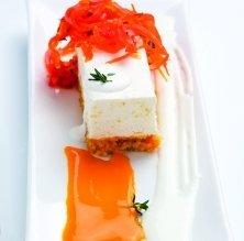 Pessic de pastanaga i iogurt