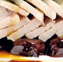 Porc confitat