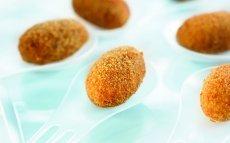 Croquetes de pernil cuit
