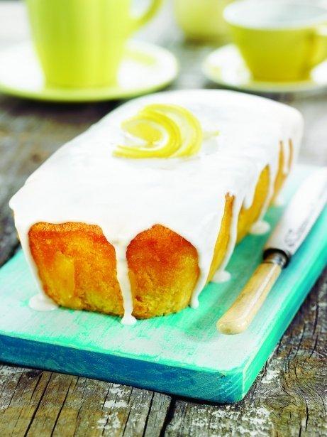 pastís de llimona