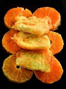 Bacallà a la taronja