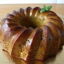 'Cake' de zanahoria y pistachos / Gemma Clofent