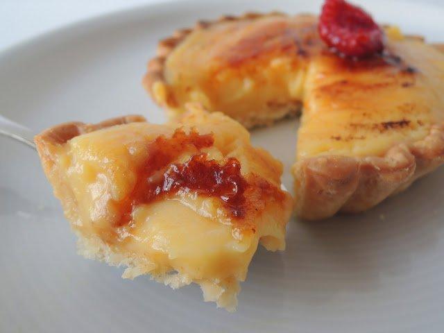 Cassoleta de crema catalana