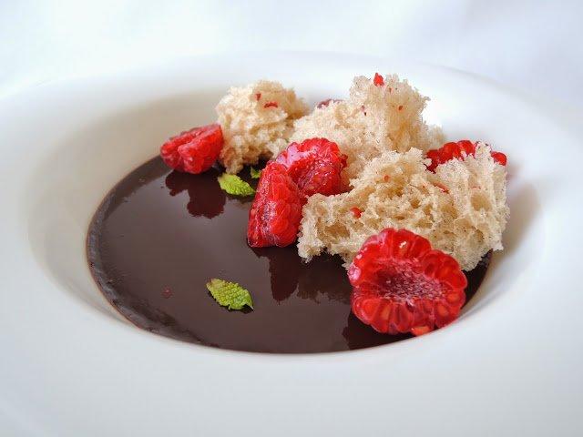Cassoleta de xocolata