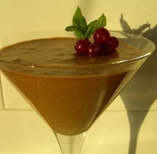 Mousse d'After Eight