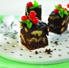 Brownie de xocolata