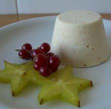 Mousse de torró i mascarpone amb xocolata blanca