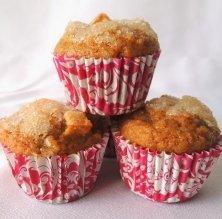 Muffins de poma