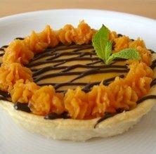 Pastís de moniato