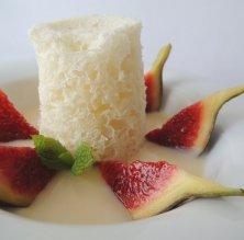 Esponja de iogurt