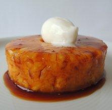 Pinya caramelitzada