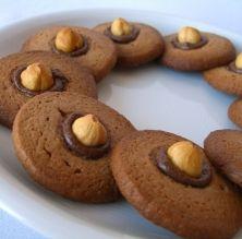 Galetes de Nutella i avellanes