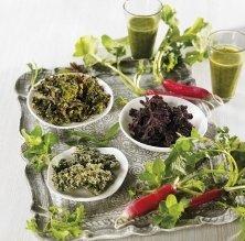 'Kale chip thai'