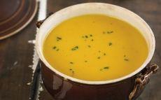 Crema de carbassa, taronja, rom i vainilla