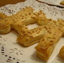 Llufes de pasta de hoja