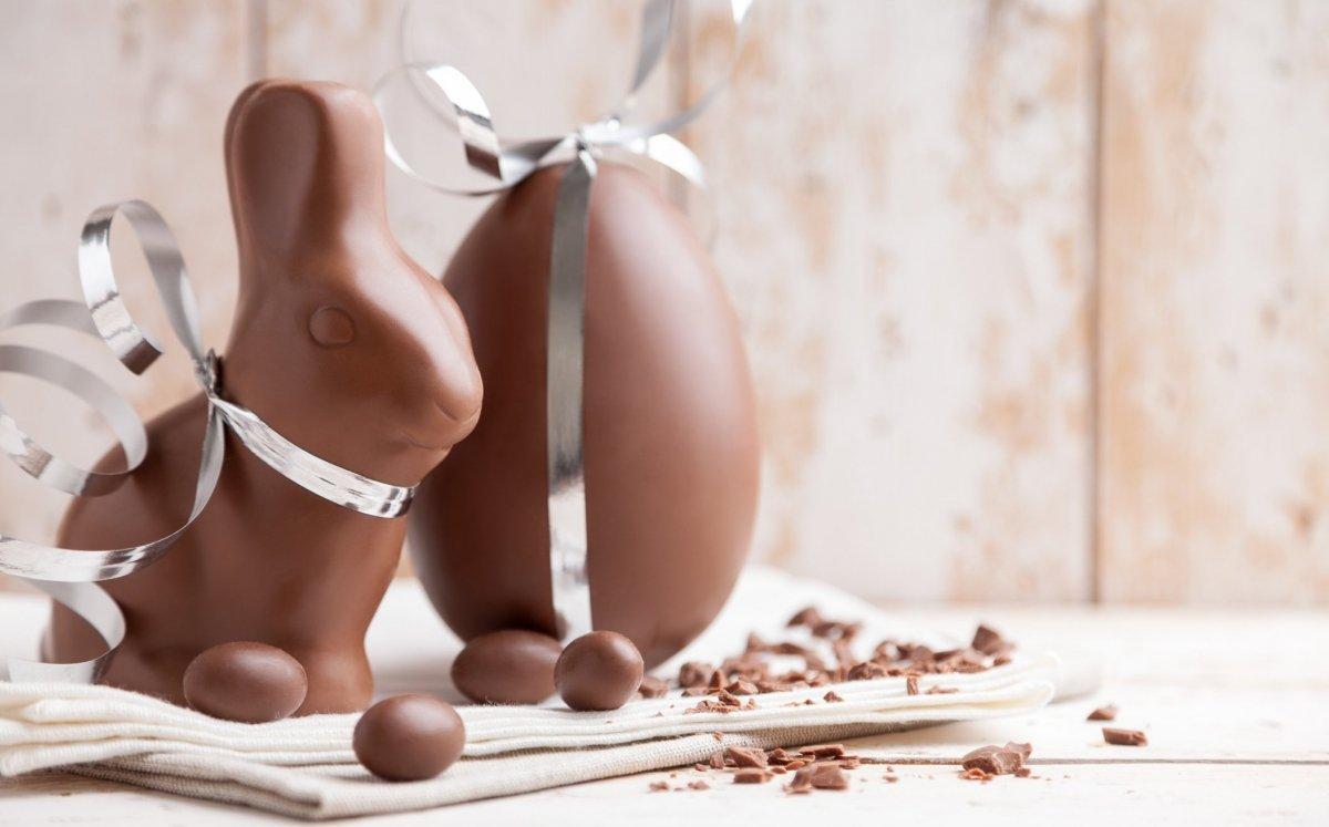 Ou i conill de xocolata / Thinkstock