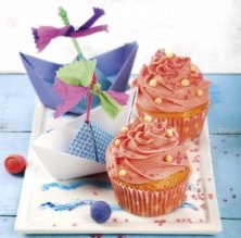 Cupcakes de llimona
