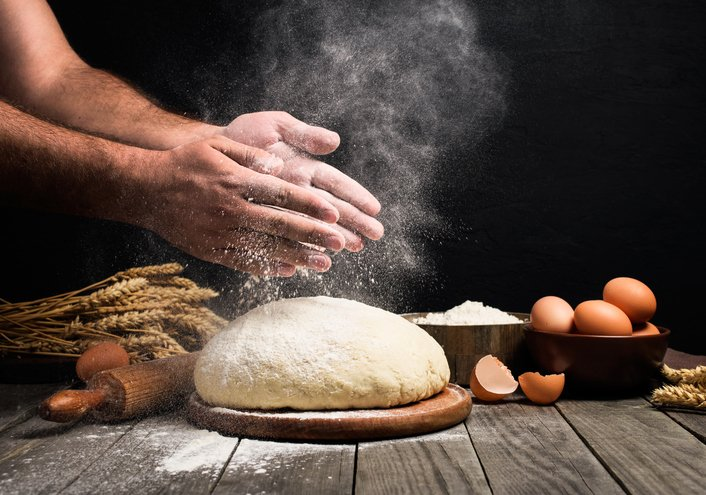 Elaboración del pan / Thinkstock
