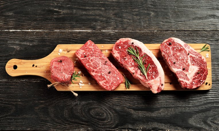 Carne cruda / Thinkstock