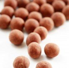 Perles de xocolata