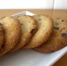 Cookies de xocolata amb nous i ametlles