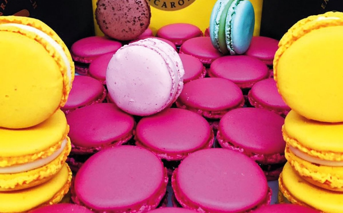 Enric Rosich Macarons