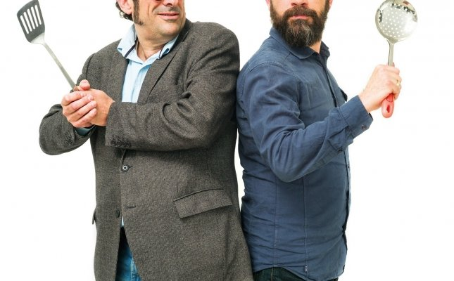 Salvador Garcia-Arbós i Jordi Luque
