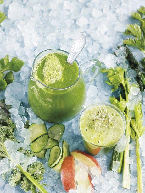 Smoothie green vital