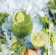 Smoothie green vital