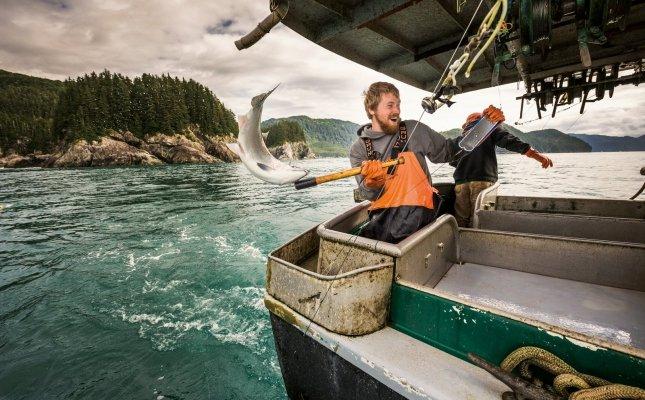 Pesca del salmó a Alaska