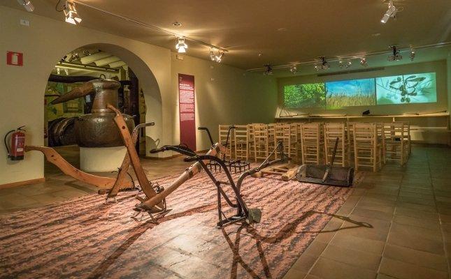 Museu de la Vida Rural. Maria Rosa Vila