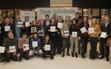 Des de la seva creació, la Tapa Solidària ha recaptat més de 170.000 euros