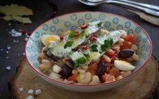 Empedrat amb sardines / Miquel Àngel Roque