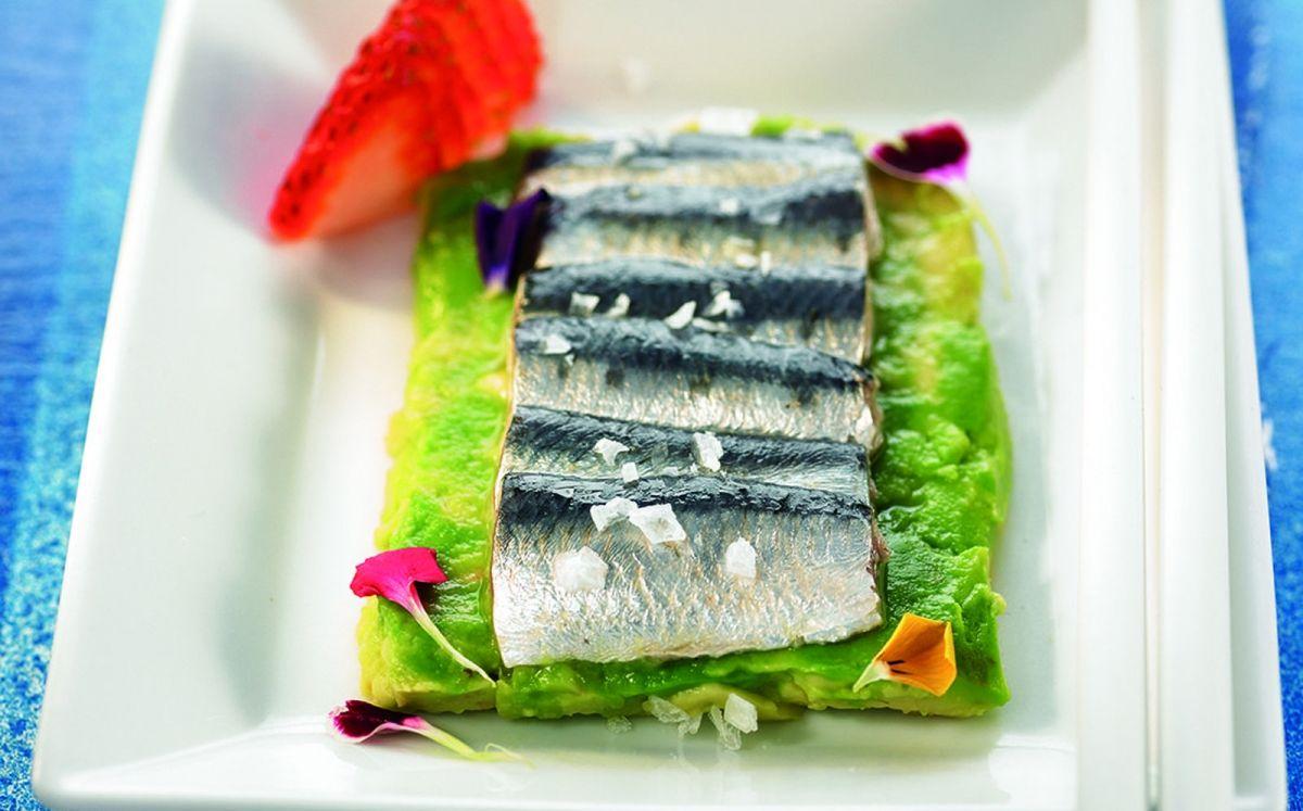 Sardines marinades amb tres sabors / Becky Lawton