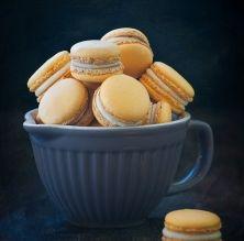 Macarons de llimona