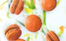 Macarons de préssec