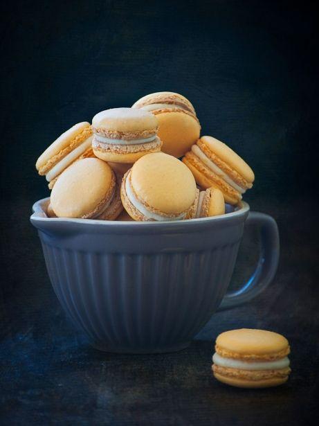 'Macarons' de llimona