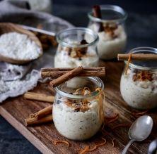 Arròs amb llet sense sucre