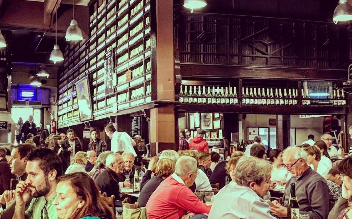Restaurant de Madrid