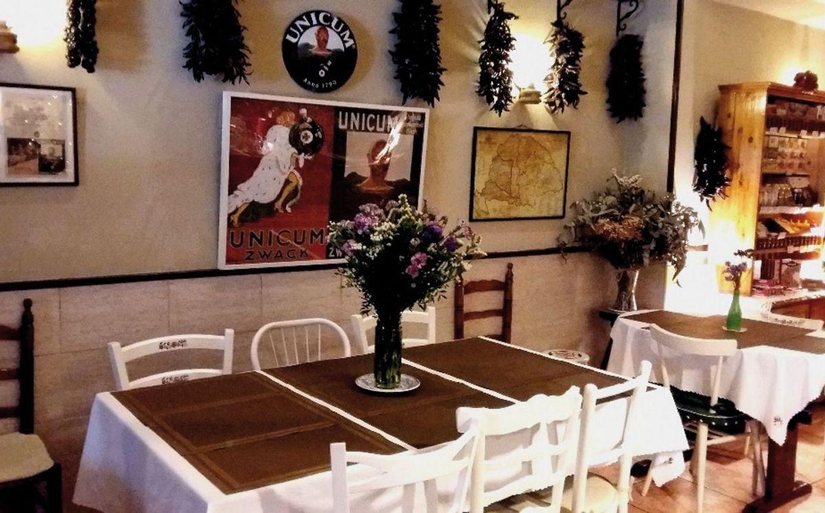 El restaurant Hungaryto